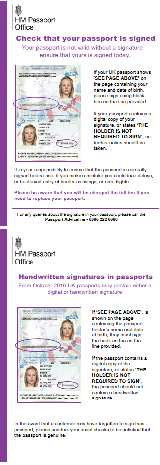 Notarised passport copies – advice for Notary Publics   MD ...