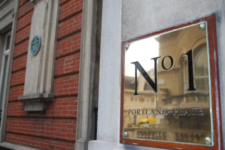 London Notary Public offices in London's West End