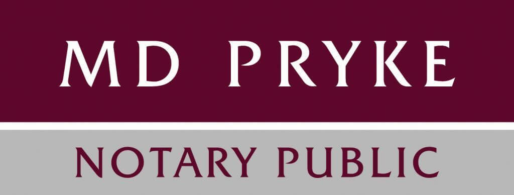 London Notary Public M D Pryke Notary Public LLP